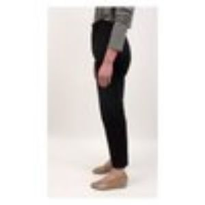 Black new with tags size 4 jesse kamm pants